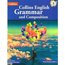 Collins English Grammar and Composition Class 8