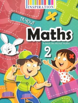 Tryout Maths A book on Mental Maths Class 2
