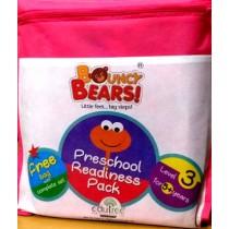 Edutree Bouncy Bears Preschool Book Pack Level 3