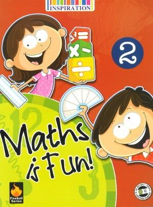 Maths is Fun Class 2