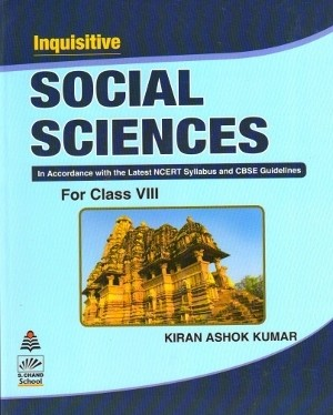 S chand Inquisitive Social Science For Class 8