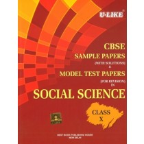 U-Like Social Science Sample Papers for Class 10