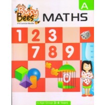 Acevision Busy Bees Maths Book A