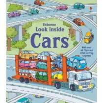Usborne Look Inside Cars