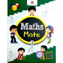 Madhubun Maths Mate for Class 2
