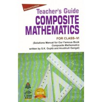 S chand Composite Mathematics Solution Book For Class 6