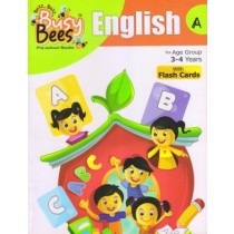 Acevision Busy Bees English Book A