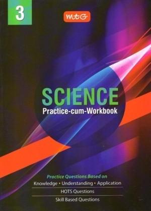 MTG Science Practice-Cum-Workbook Class 3