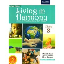 Oxford Living in Harmony Class 8