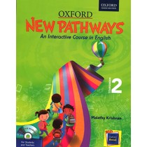 Oxford New Pathways English Course book For Class 2