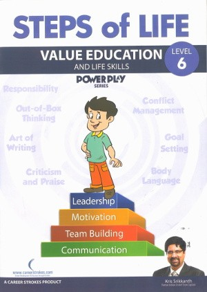 Britannica Steps of Life Value Education And Life Skills Class 6