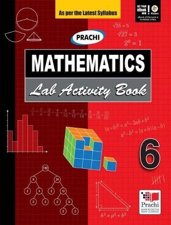 Prachi Mathematics Lab Activity Book For Class 6
