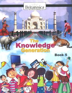 Britannica The Knowledge Generation For Class 5
