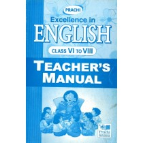 Prachi Excellence In English solutions for class 6 to 8