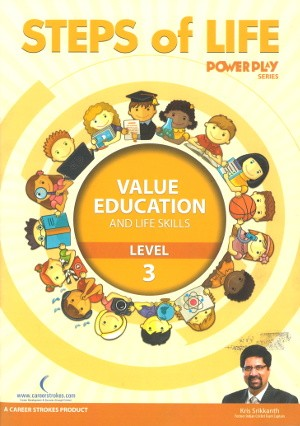Britannica Steps of Life Value Education And Life Skills Class 3