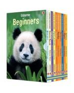 Usborne Beginners Animals Collection (10 Book Set)