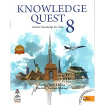 Knowledge Quest General Knowledge For Class 8