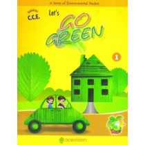 Acevision Let's Go Green Environmental Studies Class 1