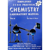 Dalal ICSE Practical Chemistry Laboratory Manual for Class 9