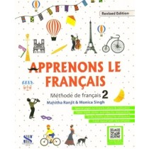 Apprenons Le Francais Methode de Francais Book 2