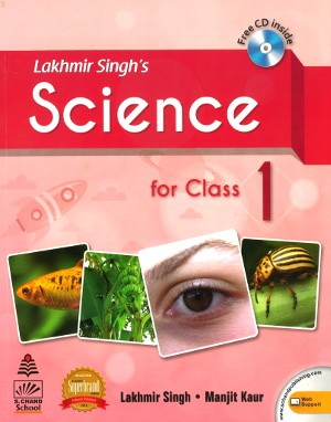 Lakhmir Singh Science For Class 1