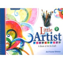 Little Artist A Book of Art & Craft Class 2