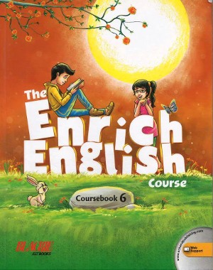 S chand The Enrich English Coursebook Class 6