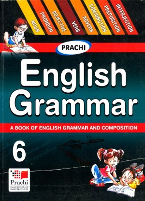 Prachi English Grammar For Class 6