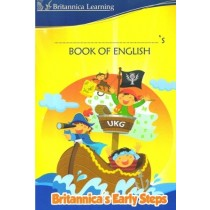 Britannica Early Steps Book of English for UKG Class