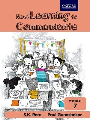 Oxford New Learning To Communicate Workbook Class 7