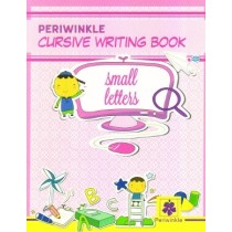 Periwinkle Cursive Writing Book Small Letters