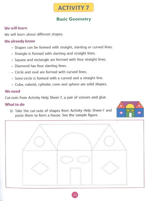 Viva Start Up Maths Lab Activity For Class 2