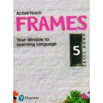 Pearson ActiveTeach Frames Skill Book Class 5