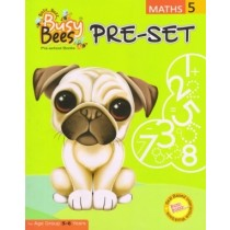 Acevision Busy Bees Pre-Set Maths Book 5