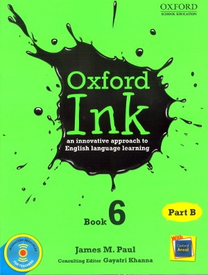 Oxford Ink For Class 6 (Part A)