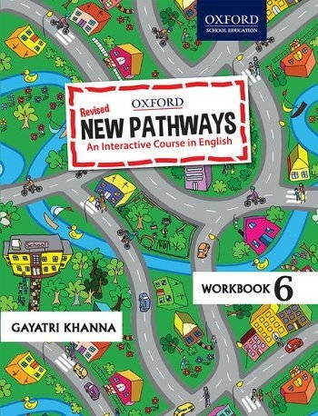 Oxford New Pathways English  For Class 6 (Work Book)