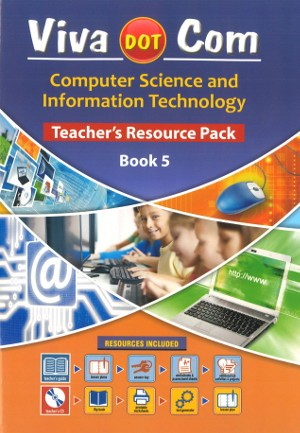 Viva Dot Com Book 5 (Teacher's Resource Pack)