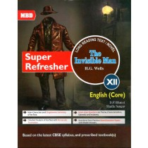 MBD Super Refresher The Invisible Man Class 12