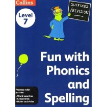 Collins Fun With Phonics and Spelling Level 7