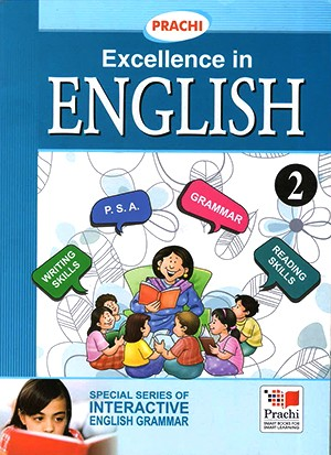 Prachi Excellence In English For Class 2