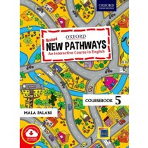 Oxford New Pathways English Course book for Class 5