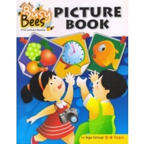 Acevision Busy Bees Picture Book