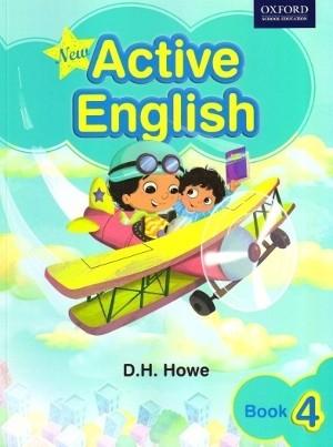 Oxford New Active English Coursebook Class 4