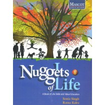 Mascot Education Nuggets of Life Class 8