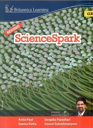 Britannica ScienceSpark For Class 6