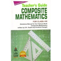 S chand Composite Mathematics Solution Book For Class 8