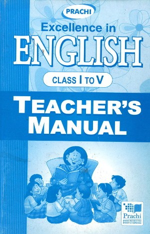 Prachi Excellence In English Solutions for Class 1 to 5