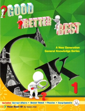 Good Better Best General Knowledge Class 1