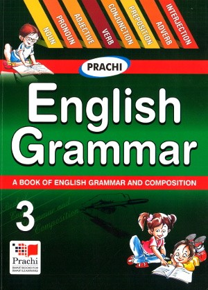Prachi English Grammar For Class 3
