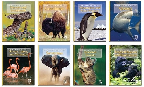Image result for animals and their habitats